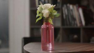 گلدان اتش شرکت سامسونگ